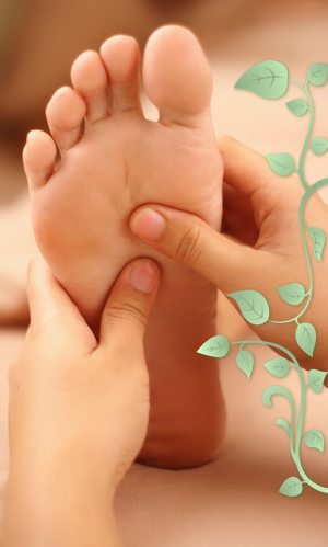 Relieving Hand and Foot Spa Treatments